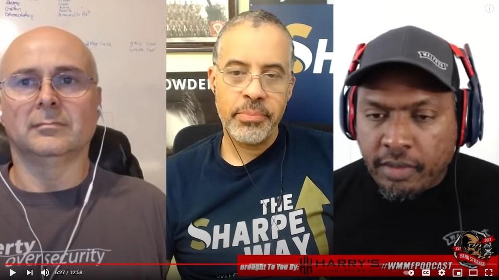 What Went Wrong On Joe Rogan Podcast? Larry Sharpe