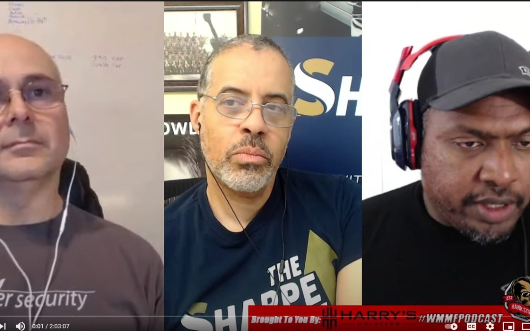 Talking To Libertarian Larry Sharpe by Lifestyles of the Locked & Loaded / WMMF Podcast / Ep. 542