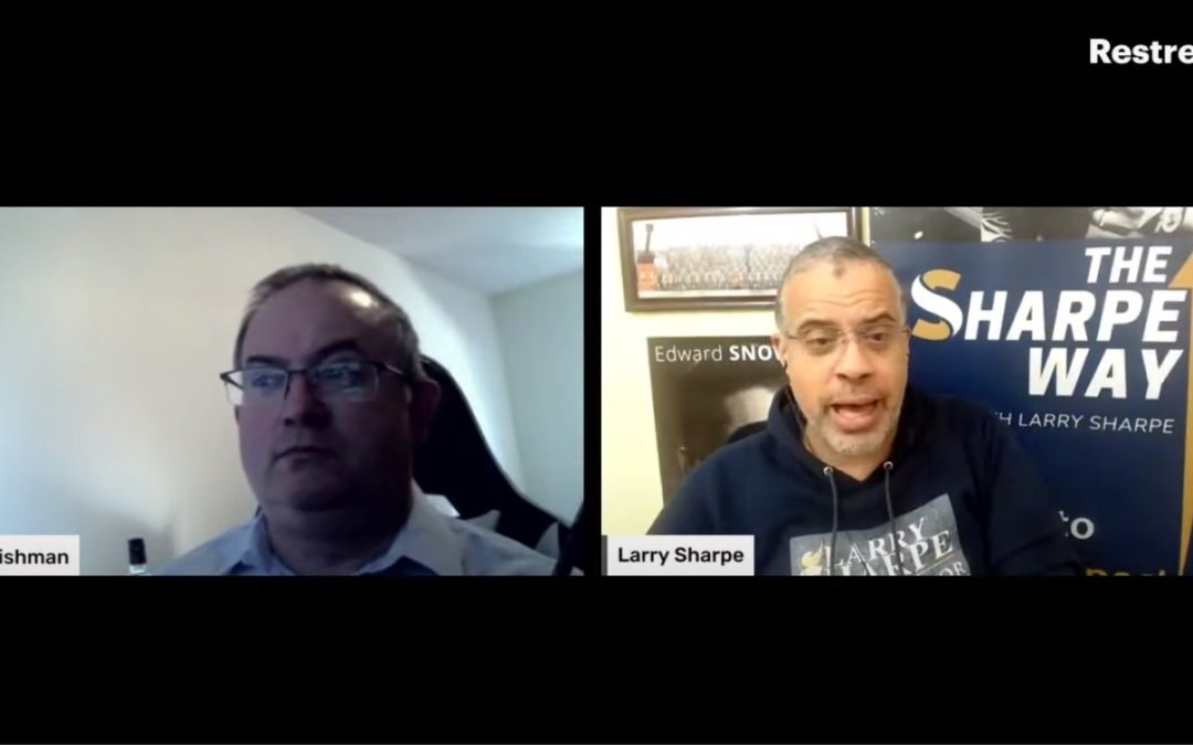 People for Liberty: Liberty Lunch Power Hour with Larry Sharpe