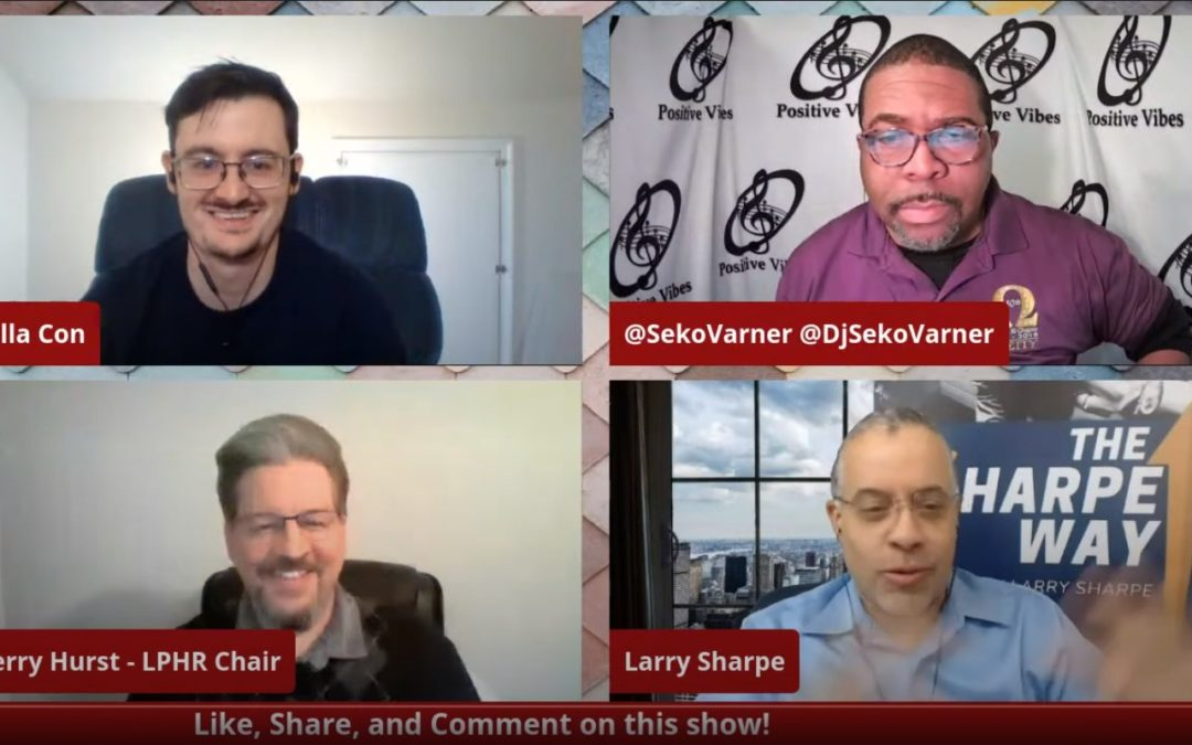 Our Black Empowerment: We Need to Rethink our Government – Libertarian Larry Sharpe