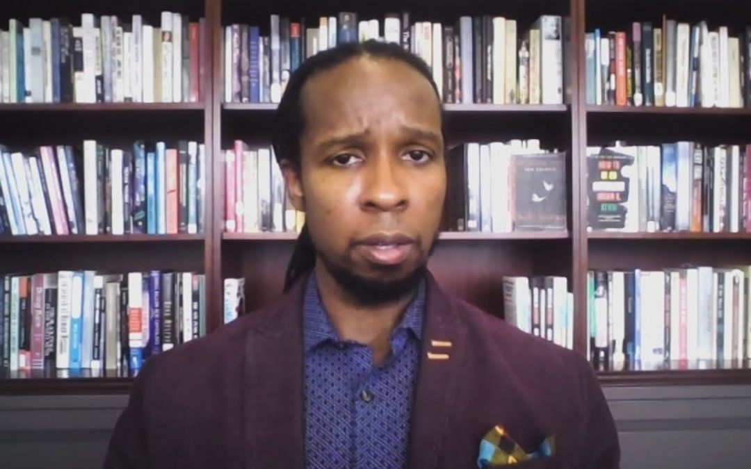 Larry Sharpe: What is Anti-Racist? My reaction to Ibram X. Kendi's TED Talk