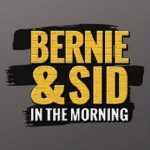 Bernie and Sid in the morning Logo