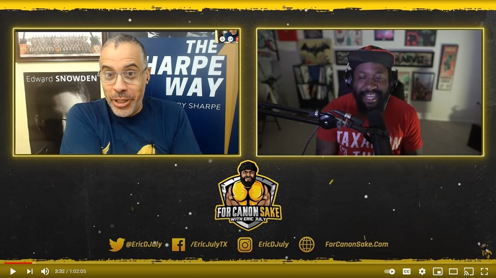 'The Virus' and the New York City Experience w/ Larry Sharpe | FCS #19