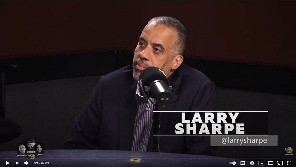 Larry Sharpe On Fixing The MTA, Legalizing Marijuana & Why You Should Vote For Him