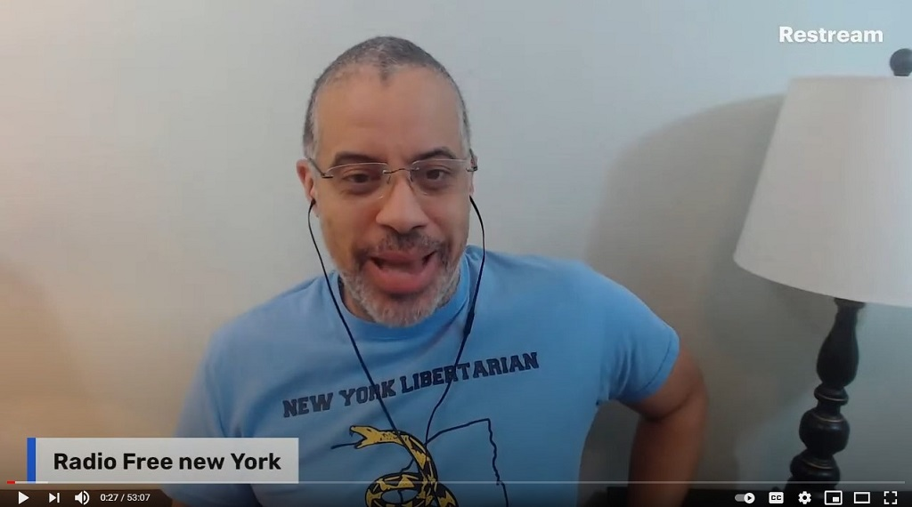 Larry Sharpe: The government response to COVID is destroying our cities