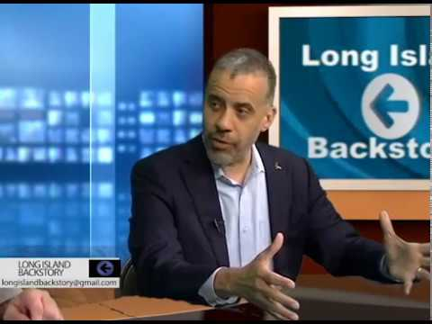 Larry Sharpe Candidate for Governor Of New York 2018 on Long Island Backstory