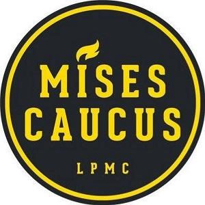 Mises Caucus logo