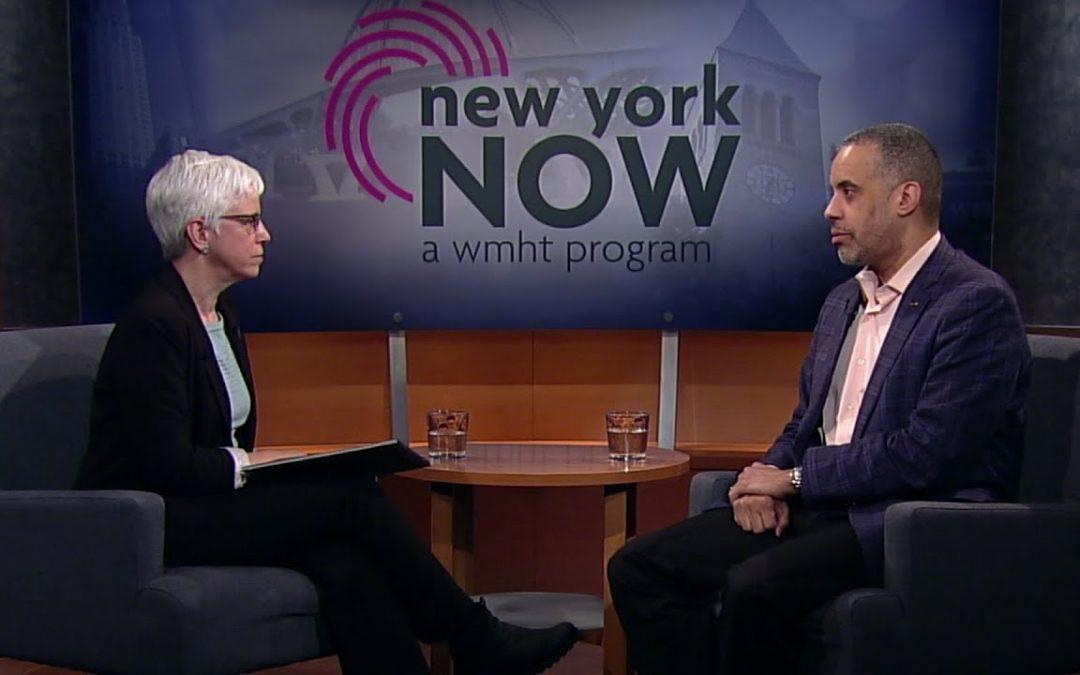 Larry Sharpe on Gun Control, Andrew Cuomo | New York NOW