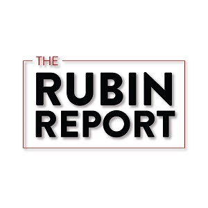 The Rubin Report logo