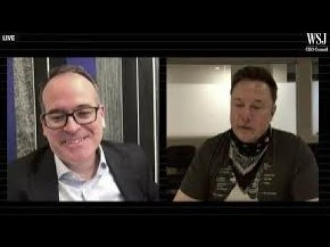 Larry Sharpe: Future Competition? Elon Musk & Wall Street Journal Interview Reaction