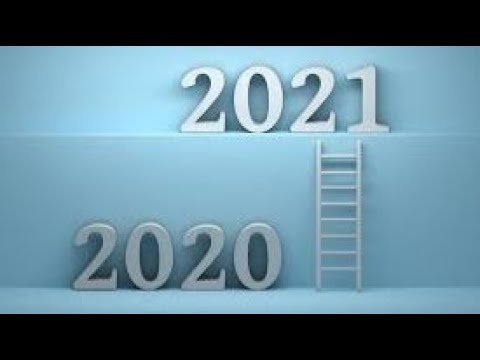 """""""Moving Forward from 2020 into 2021"""" – Larry Sharpe"""