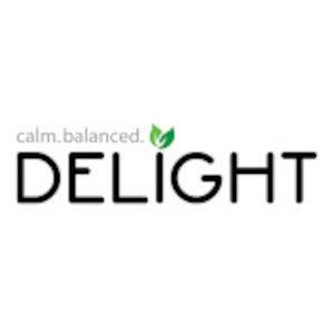 Delight's Digital Cafe Logo