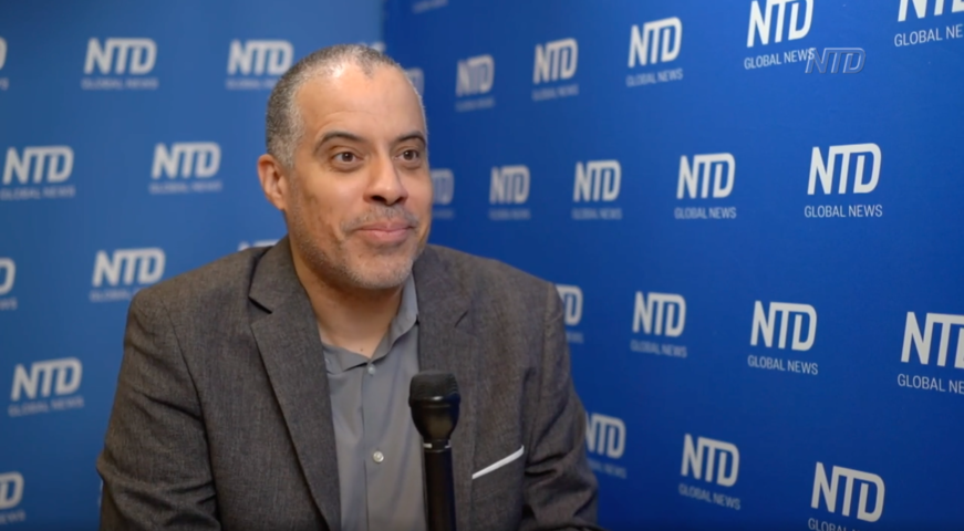 Larry Sharpe: Violence in New York City Is Because of Black Market
