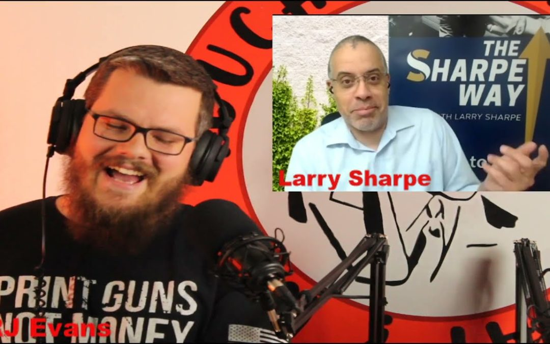 A conversation with the great Larry Sharpe