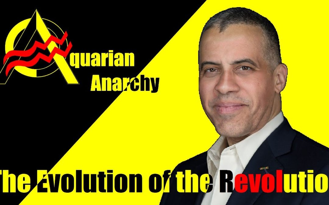 Aquarian Anarchy: The Evolution of the Revolution 83 with Larry Sharpe