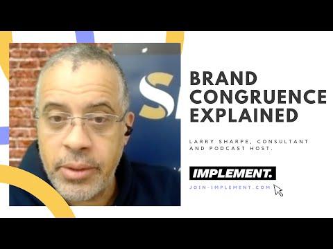 Badis Khalfallah and Larry Sharpe on Brand Congruence