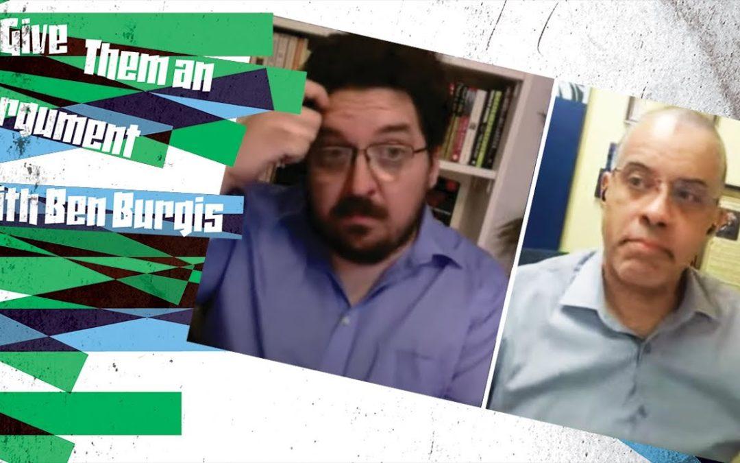Ben Burgis vs Larry Sharpe Debate: Socialist vs Libertarian Healthcare